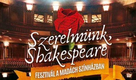 Az én Shakespearem/Szirtes Tamás