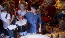 Csengő-bongó délután - trombita és harsona