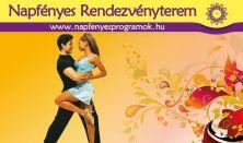 Latintánc-est - tánctanulás és csoportos tánc