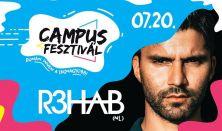 Campus Fesztivál 2018 napijegy (2. nap)