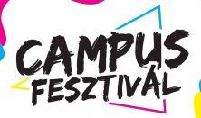 Campus Fesztivál 2018 napijegy (0. nap)