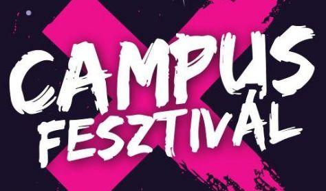 Campus Fesztivál 2017 VIP napijegy (1. nap)