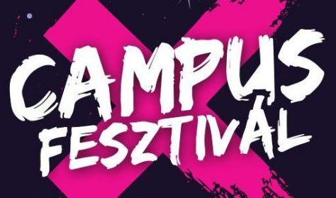 Campus Fesztivál 2017 VIP napijegy (3. nap)