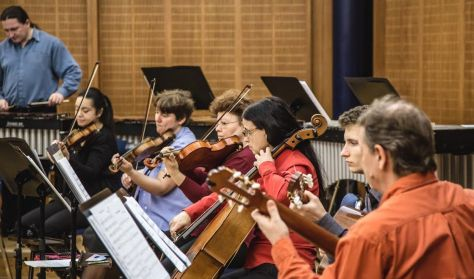 ZAJONGÓ I. A Kis piros hegedű és a nagy gonosz cselló (koncert gyerekeknek, 8-14 éves korig)
