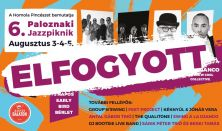 Paloznaki Jazzpiknik / 3 napos bérlet – Aug. 3-4-5. (EARLY BIRD)
