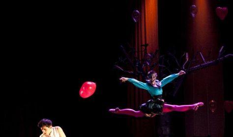 Szentivánéji álom - Coincidance Táncszínház