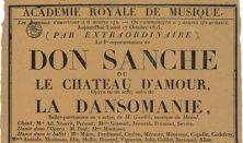 Don Sanche - műismertető