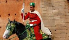 Mediterán tájakon sorozat - Marokkó IV. - Óvári Árpád előadás-sorozata