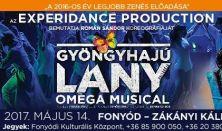 Experidance Production - Gyöngyhajú lány balladája musical előadás
