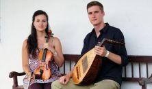 Párbeszéd koncert - Túri Luca és Csenki Zalán