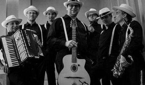 Swing á la Django - Stochelo Rosenberg - Roby Lakatos - Bangó Margit