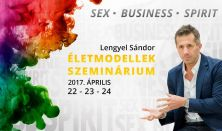Lengyel Sándor / ÉLETMODELLEK SZEMINÁRIUM