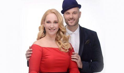 Szőke Nikoletta és Takács Nikolas