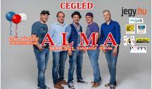Alma Koncert Cegléden