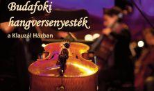 Budafoki Dohnányi Zenekar, Beethoven, Mendelssohn, Szűcs Apor - zongora, Vez. Hollerung Gábor