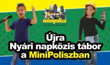 MiniPolisz NYÁRI NAPKÖZIS TÁBOR - június 26-30.