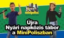 MiniPolisz NYÁRI NAPKÖZIS TÁBOR - július 17-21.