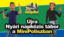 MiniPolisz NYÁRI NAPKÖZIS TÁBOR - júl. 31 - aug. 4.