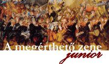 Budafoki Dohnányi Zenekar, Koldus és Királyfi – zenés ányrjáték, mesélő:Lukácsházi Győző