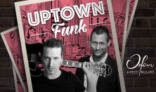 Uptown Funk koncert és party – Bebe, Pély Barna + Party