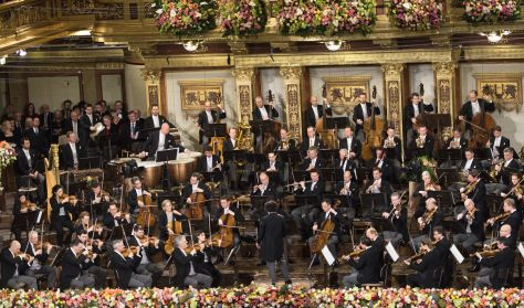 Fima Bronfman (piano) and the Vienna Philharmonic / BTF 2018