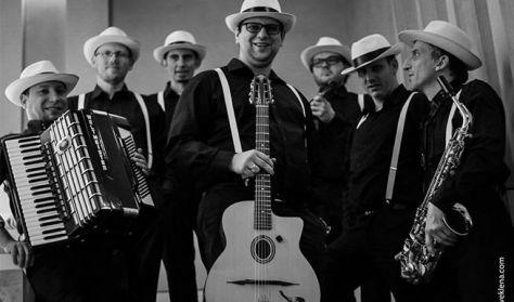 Swing a la Django feat. Micheller Myrtill