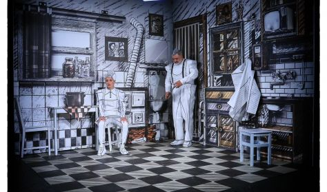 PRAH - Csiky Gergely Színház