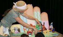 A KESZTYŰ babaszínházi előadás 2-től 5 éves korig