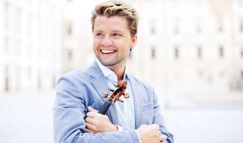 Ferencsik bérlet 8. - vezényel és hegedül: Julian Rachlin