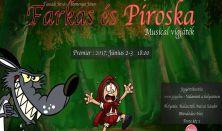 Farkas és Piroska