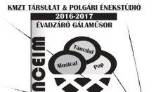 KOVÁCS MAGDA Polgári Zenetanodájának évadzáró gálaműsora