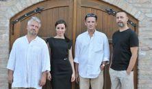 Woody és a swing – Kozma Orsi Quartet / NEW ORLEANS SWINGFESZTIVÁL