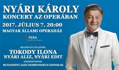 Nyári Károly Koncert az Operában