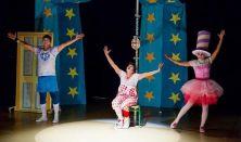 Hepp!!! - cirkuszi bohócjáték