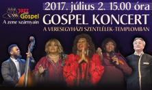 XIV. Louis Armstrong Jazzfesztivál / Vasárnapi Gospel koncert – július 2.