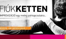 Budapest Pride - Momentán Társulat: Fiúk Ketten