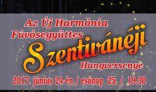Új Harmónia Fúvósegyüttes  Szentivánéji  hangversenye