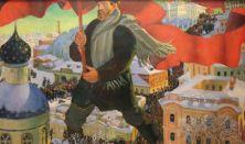 A művészet templomai: Forradalom: Az orosz avantgárd születése