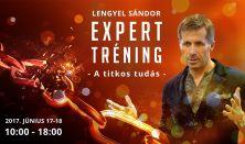 Lengyel Sándor / Expert Tréning – A titkos tudás