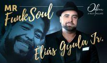 Mr. FunkSoul – Éliás Gyula Jr. estje + Party DJ Corey-val