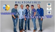 Alma Koncert Balatonfüreden