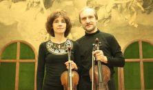 Liszt Múzeum - Matinékoncert: Szilvásy Viktória – hegedű, Rudolf András – brácsa