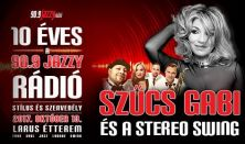 JAZZY 10 - afterparty a Larusban
