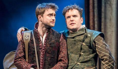 NT Live - Tom Stoppard: Rosencrantz és Guildenstern halott