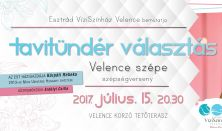 Tavi Tündér választás-Velence Szépe