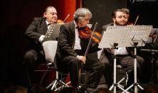 A Failoni kamarazenekar koncertje a Mátyás-templomban