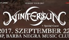 Wintersun | Forest Tour 2017