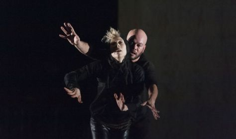 Louise Lecavalier (CAN): Battleground 200% tánc