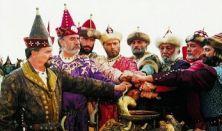 Honfoglalás (1996) magyar történelmi fikció