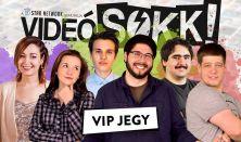 VideóSOKK VIP - CsChannel, CultureGeeks, Csorba Anita, Walrusz